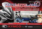 Kymco Agility 125 '20 AUTO MOTO LAND-thumb-2