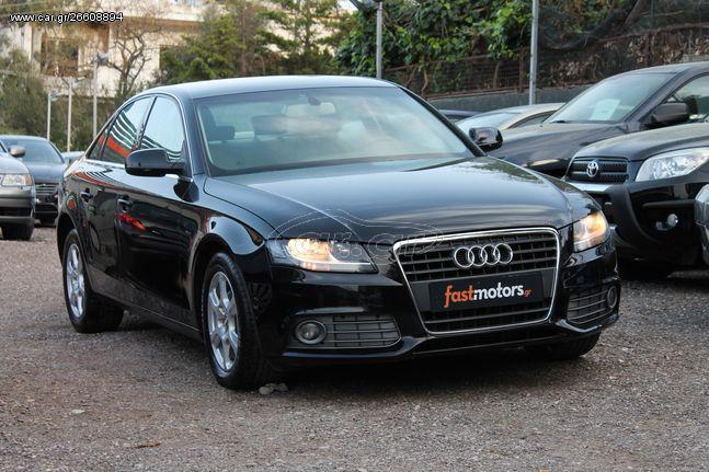 Audi A4 '11 1.8Τ,Automatic,1 Έτος Εγγύηση