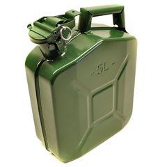 Στρατιωτικό κάνιστρο δοχείο μεταφοράς καύσιμου USA Army grade