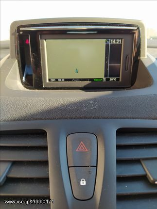 Radio / CD / Mp3 / Bluetooth - Οθονη πολλαπλων ενδειξεων Renault Megane 5θυρο 1.5 dCi 110Ps 31.400km κωδικος κινητηρα K9K 636 2014-2015 SUPER PARTS