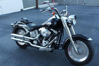 """Harley Davidson FAT BOY '01 ''ΠΡΟΣΦΟΡΑ"""""""