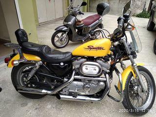 Harley Davidson Sportster Custom Limited '99 HUGER