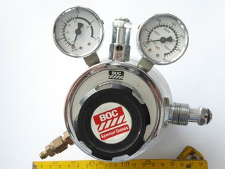 Επαγγελματικός Ρυθμιστής  Special gases