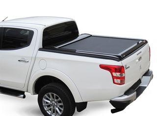 Ρολό αλουμινίου σε μαύρο matt (PAINT-006) Mitsubishi L200 Triton 2015->2019 & 2020+