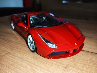 Ferrari 488 GTB Bburago 1:18
