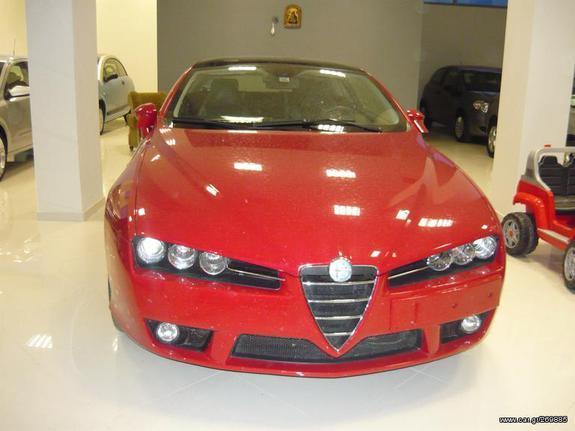 Alfa Romeo Brera '06 3.2 V6 QUATTRO
