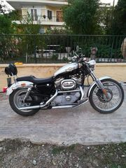Harley Davidson Sportster Custom Limited '02 XL 883
