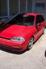 SUZUKI SWIFT GTI 1991-1995