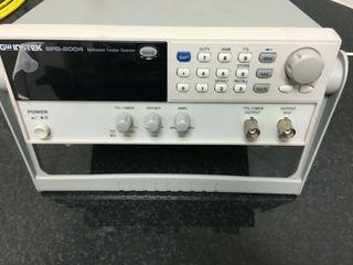 Instek SFG-2004 4 Mhz DDS Function Generator