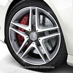 Ταπες για ζαντες Mercedes γνήσιες