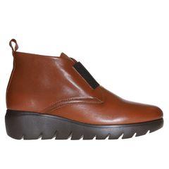 BRYAN FOOTWEAR SOFT BOOTIES 35513 CAMEL