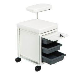 Επαγγελματικός βοηθός manicure λευκός - 0900040