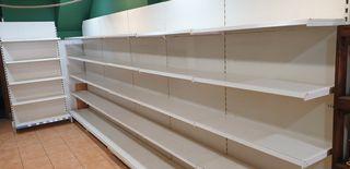 Ράφια super market μεταχειρισμένα σε άριστη κατάσταση