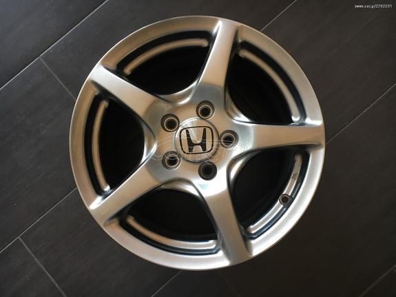 Honda S2000 16'' Biliris wheels