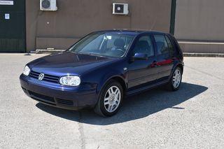 Volkswagen Golf '03 GENERATION 1.4 16V CLIMA