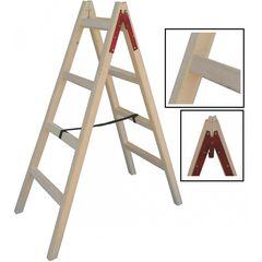 Σκάλα ξύλινη με 4+4 σκαλιά PROFAL (802204)