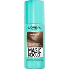 L'Oreal Paris Magic Retouch Spray Instant Root Concealer Spray 75ml MAHOGANY BROWN
