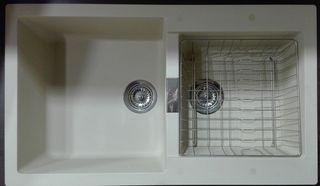 Νεροχύτης κουζίνας SCHOCK PRIMUS N-200 86x50, 2 γούρνες - γρανίτης
