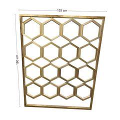 Διαχωριστικο καφασωτο 180x153cm-Tesias Wooden Products