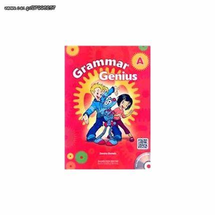GRAMMAR GENIUS A SB (+ CD)