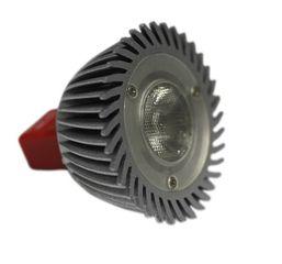 LED MR16 3W 12VAC/DC 1LED 30° DIMMABLE COOL WHITE (ΕΝΑΛΛΑΞΙΜΟ ΦΑΚΟ)