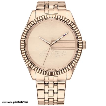 TOMMY HILFIGER Casual Rose Gold Stainless Steel Bracelet 1782082