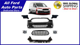 Ford Transit Tourneo Courier 2014-2018 Front Bumper Kit Complete New