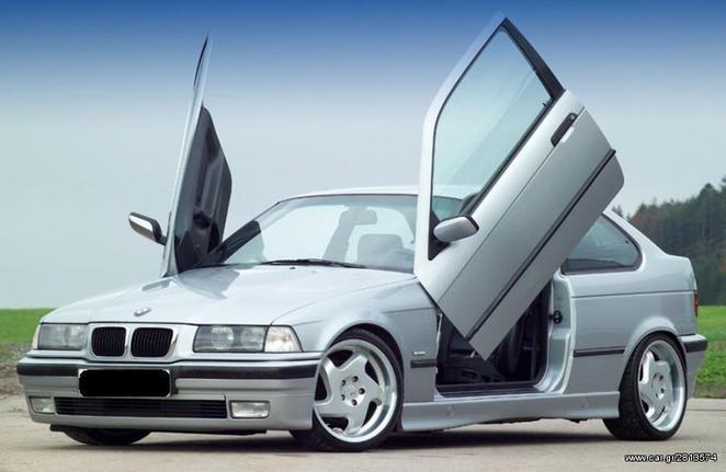 LSD-DOORS® ΓΙΑ BMW E36 COMPACT AΠΟ ΤΗΝ KIROS!