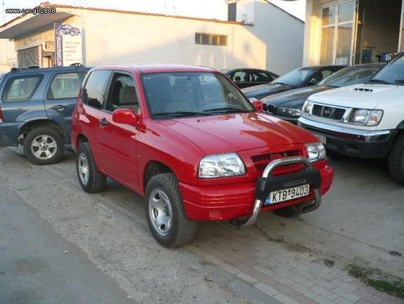 Suzuki Grand Vitara '00