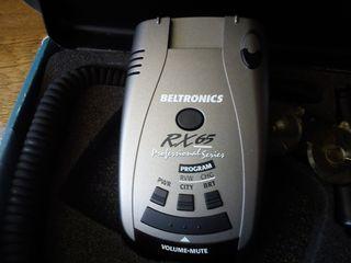 ΕΥΚΑΙΡΙΑ!!! ΑΝΤΙΡΑΝΤΑΡ ΚΑΙΝΟΥΡΓΙΟΣ ΑΝΙΧΝΕΥΤΗΣ ΡΑΝΤΑΡ-ΛΕΙΖΕΡ Beltronics RX65 Professional Series Radar/Laser Detector MADE IN CANADA