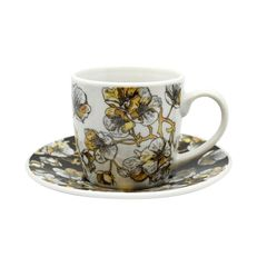 Φλυτζάνια Καφέ Σετ 6 τεμ Ankor 799510 0009-799510