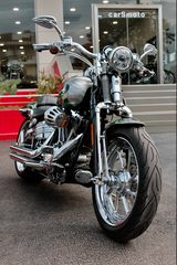 Harley Davidson Softail Springer '09 CVO Screamin 'Eagle