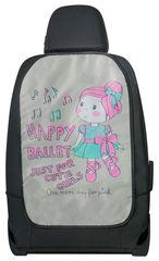 Προστατευτικό κάλυμμα για την πλάτη του καθίσματος Walser Ballet Doll Pink 26174