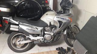 Honda '04 TRANSALP 650 XLV