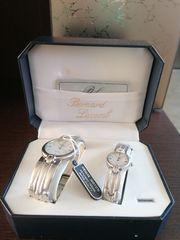Bernard lacomb - Ανδρικό και γυναικείο ρολόι (σετ)