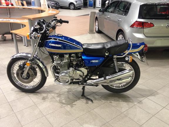 Kawasaki '73 Z1 900