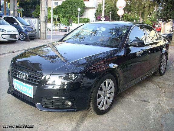 Audi A4 '11 TFSI QUATTRO