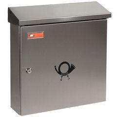 Γραμματοκιβώτιο Εξωτερικού Χώρου Λονδίνο 9001 - Inox