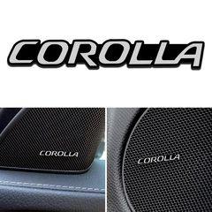 Toyota Corolla Αυτοκόλλητα Σήματα Ηχείων