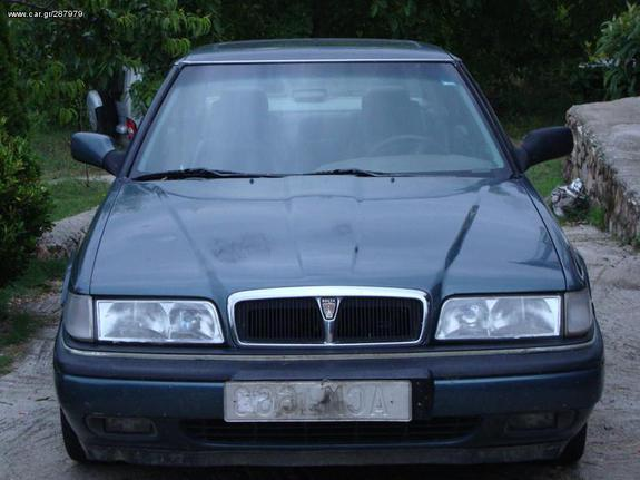 Rover 820 '93 ΤΙ ( ΠΡΟΣΦΟΡΑ ) !!!!!