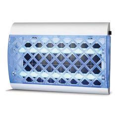 Ηλεκτρικό εντομοκτόνο με κόλλα 35W 51x13.2x35.5 πλαστικό σε μπλε-λευκό χρώμα | 147-46060