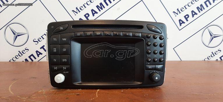 GPS/NAVIGATION W203 A2038275242