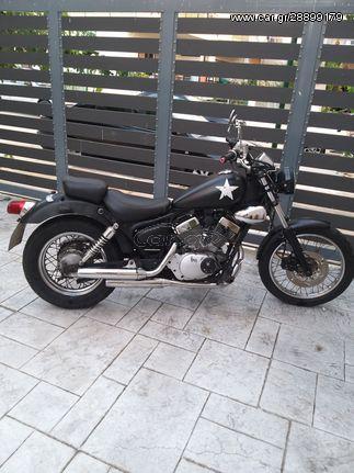 Yamaha XV Virago 1992 250 και ανταλλαγή