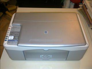 Πολυμηχάνημα HP (Εκτυπωτής και Scanner)