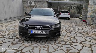 Audi A4 '13 Sline