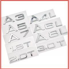 Σήματα Audi A3 A4 A5 A6 A7 A8 1.8T 2.0T 3.0T Γραμματοσειρά