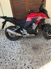 Honda CBX 500 '15