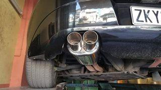 ΧΕΙΡΟΠΟΙΗΤΗ ΑΝΟΞΕΙΔΩΤΗ ΒΕΛΤΙΩΤΙΚΗ ΤΕΛΙΚΗ ΕΞΑΤΜΙΣΗ ΓΙΑ BMW Z4