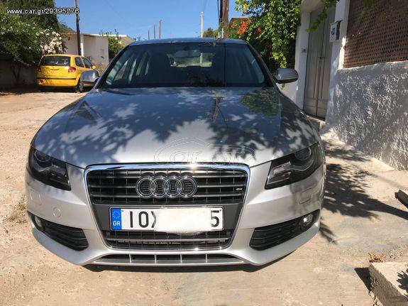 Audi A4 '11 A4 1,8 TURBO TFSI