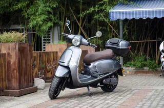 Μοτοσυκλέτα roller/scooter '20 SWAN TECH (ηλεκτρικο)4000 WATS